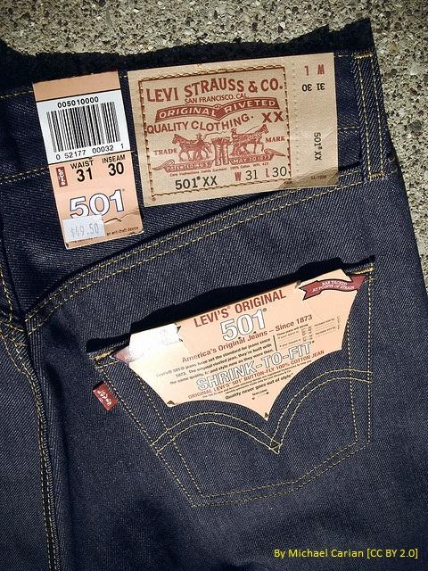 det siste å kjøpe rimelig pris How to Identify Original Levi's Jeans