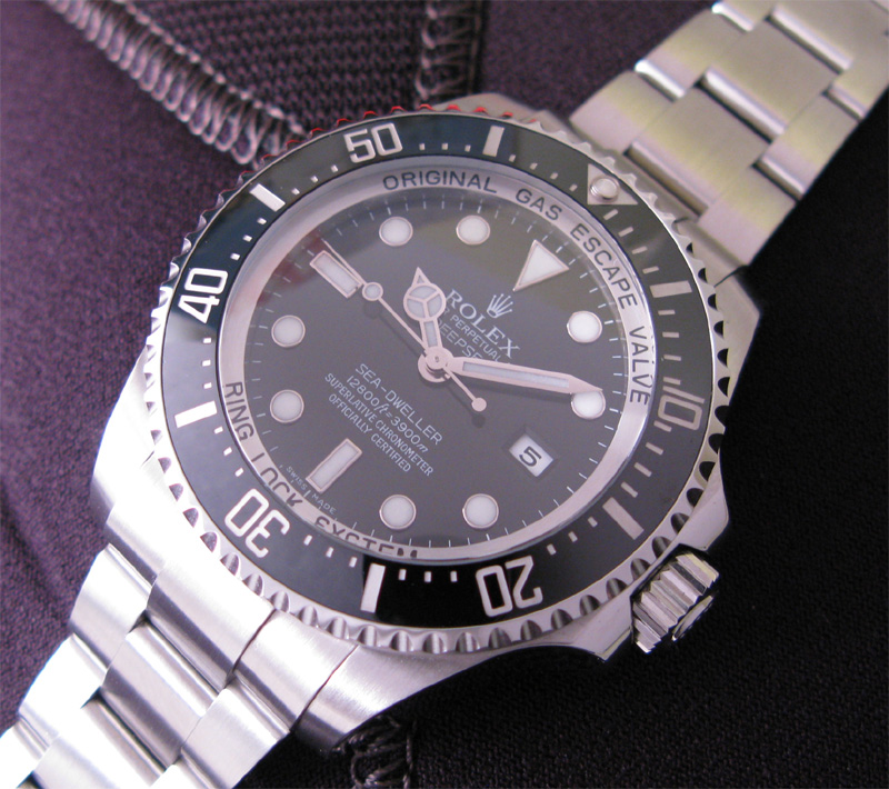 how to tell a real rolex watch