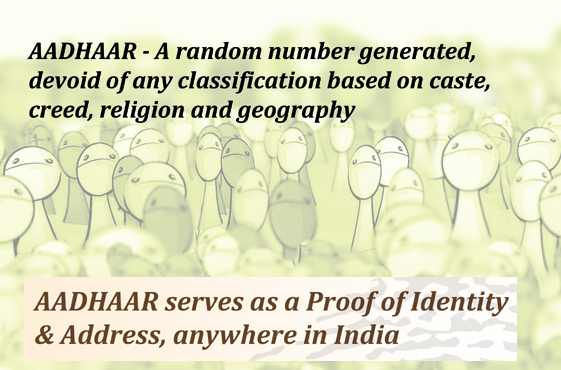 What is Aadhaar | Pediaa.com