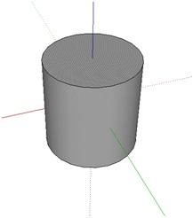 cylinder sphere