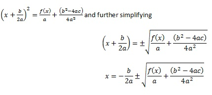 How to find the Axis of Symmetry of a Quadratic Function  Pediaa.com