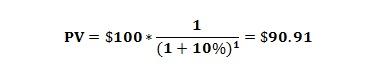 Present Value Calculation | Pediaa.com