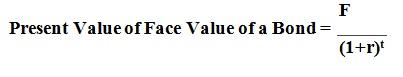 calculate present value of a bond 02-1