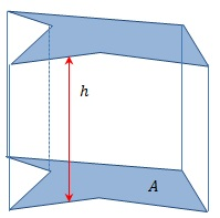 how to find the volume of cube,prism and pyramid 01