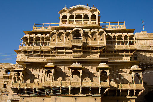 What are the places to visit in Rajasthan