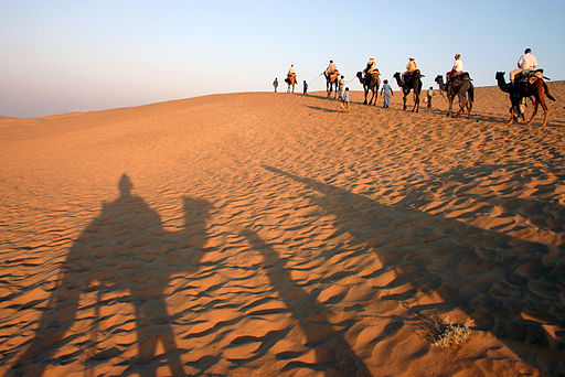 What is Rajasthan famous for
