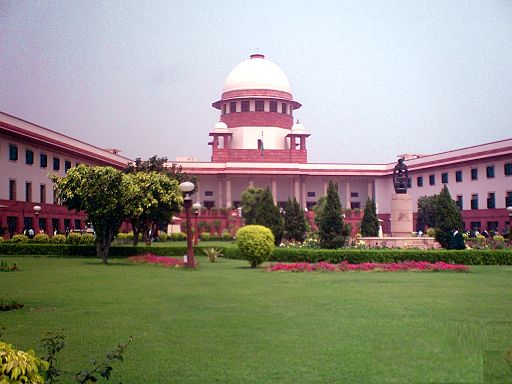 What is the judiciary system in India
