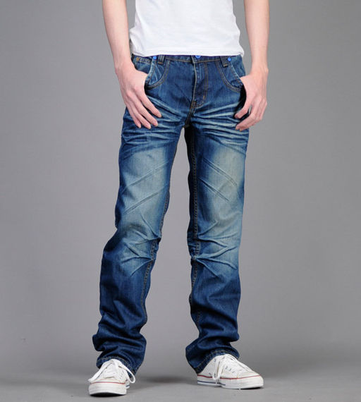 How to measure men's jeans