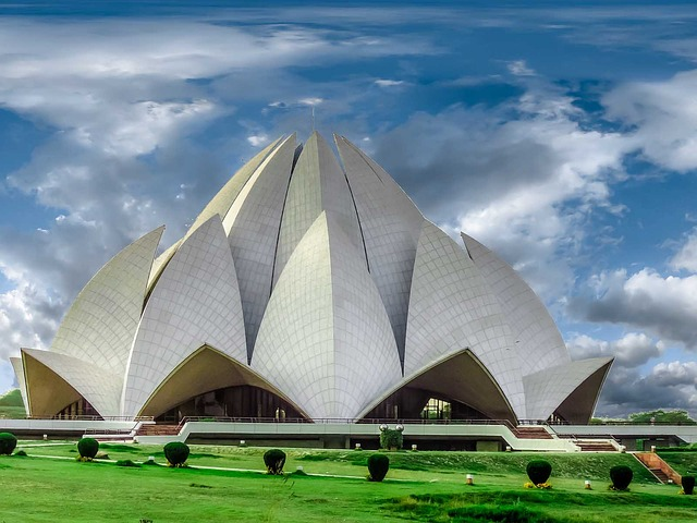What is Lotus Temple