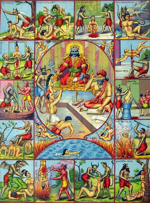 How are Hinduism and Buddhism Similar