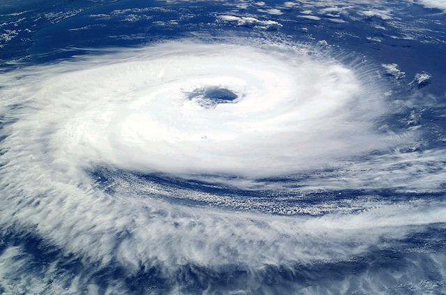 How is a Cyclone Formed