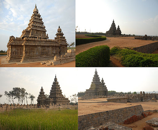 What is South Indian Temple Architecture