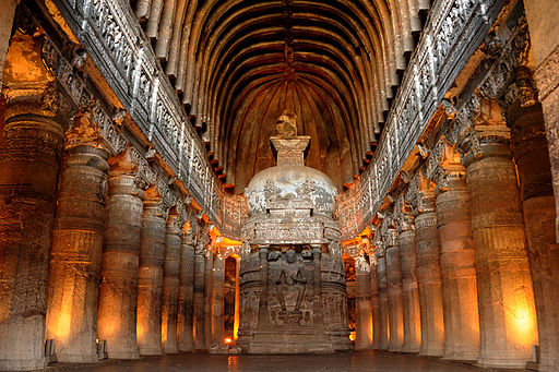 What is the Historical Importance of Ajanta Caves