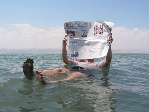 Difference Between Concentration and Density - Dead_sea