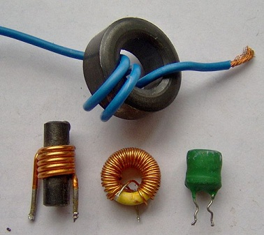 Difference Between Conduction and Induction - Inductors