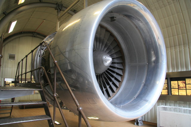 Difference Between Internal and External Combustion Engine - Gas_Turbine