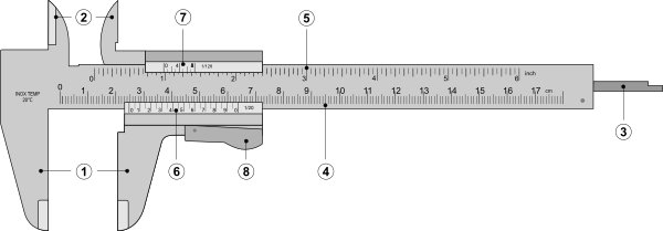 difference between vernier caliper and micrometer. Black Bedroom Furniture Sets. Home Design Ideas