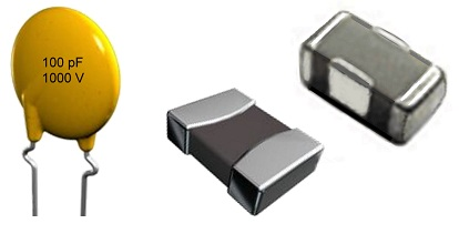 Difference Between Ceramic and Electrolytic Capacitor