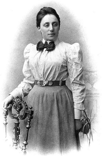 Difference Between Energy and Matter - Emmy_Noether