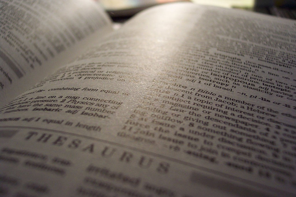 Main Difference - Dictionary vs.Thesaurus