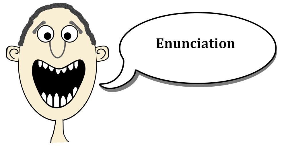 Difference Between Enunciation and Pronunciation