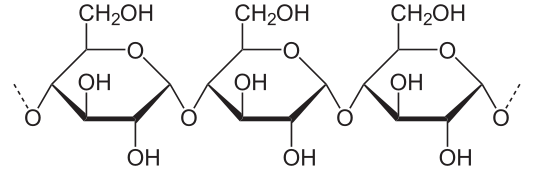 Difference Between Amylose and Cellulose - formula 1