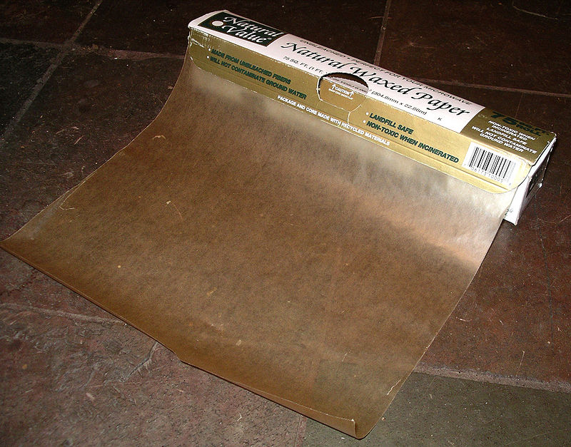 Difference Between Wax Paper And Parchment Paper
