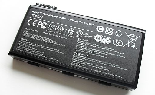 Difference Between Rechargeable and Non Rechargeable Batteries - Lithium-ion_Battery