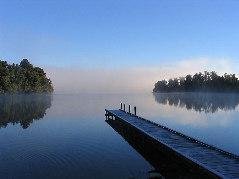 Main Difference - River vs  Lake