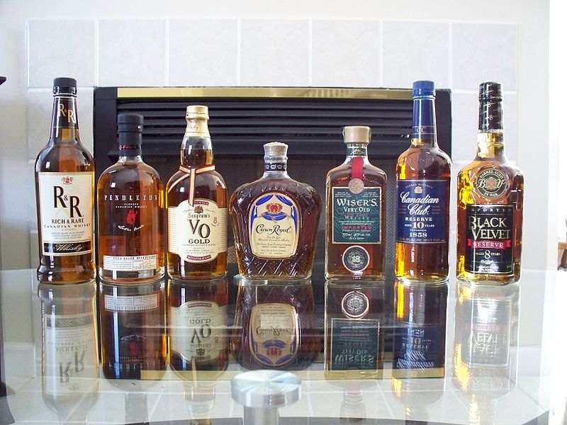 Difference Between Rum, Brandy and Whiskey