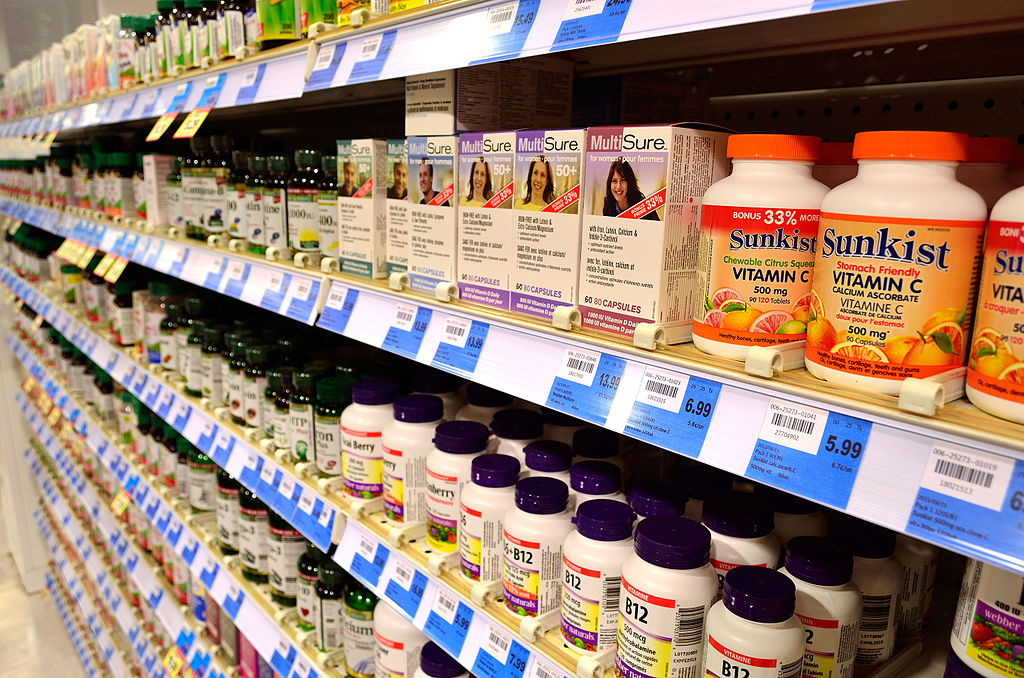 Supplement stores canada