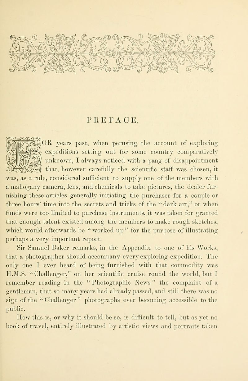 Does anyone know how to write a preface?