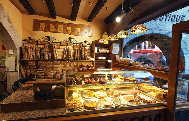 Difference Between Bakery and Confectionery