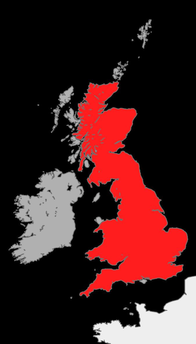 Main Difference - Great Britain vs United Kingdom