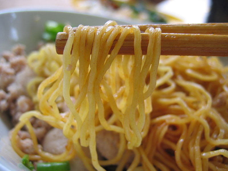 Main Difference - Spaghetti vs Noodles