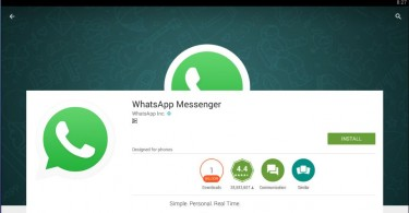 How to install WhatsApp on PC - 25