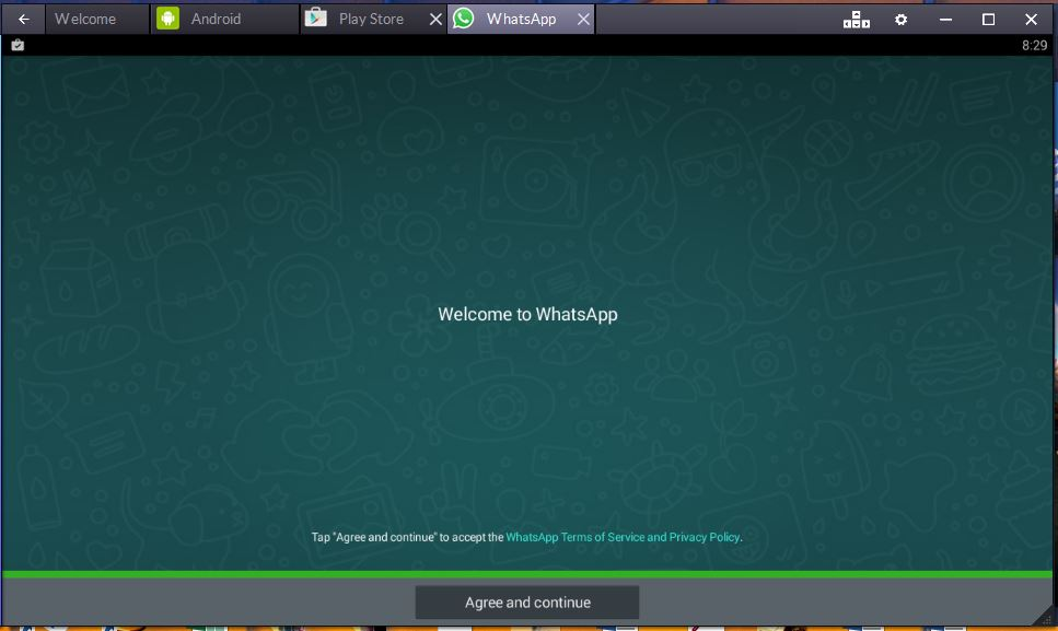 How to install WhatsApp on PC - 28