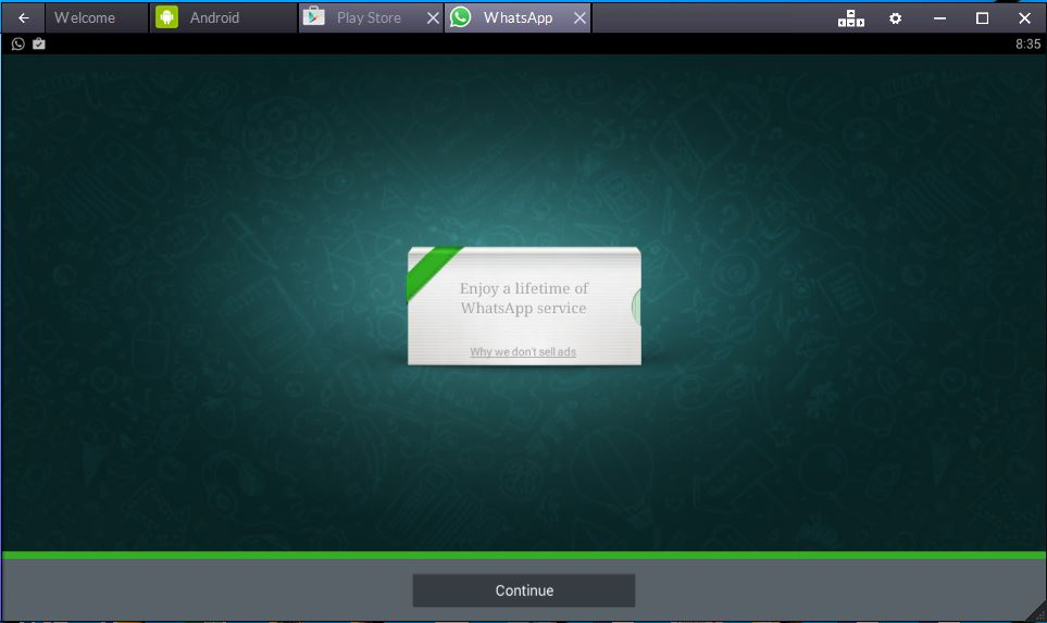 How to install WhatsApp on PC - 34