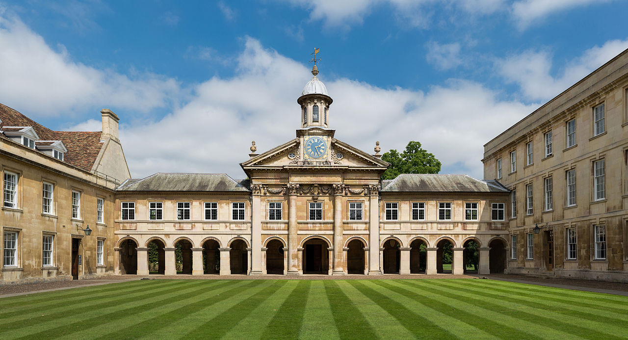 the history and foundation of cambridge city