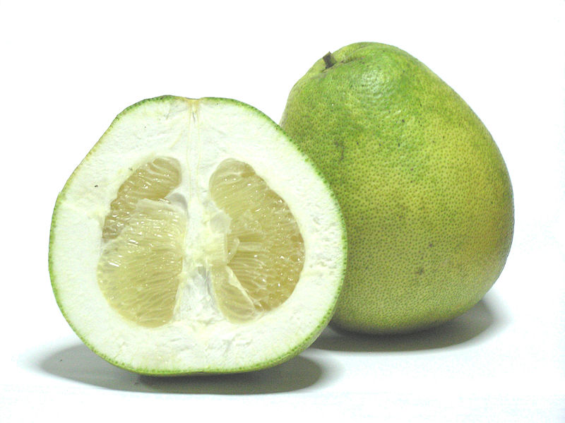 Main Difference - Grapefruit vs Pomelo
