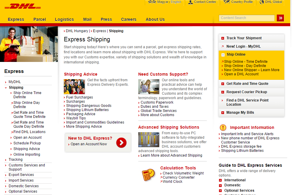Dhl Customer Service Phone Number >> How To Dhl A Package Step By Step Guidelines