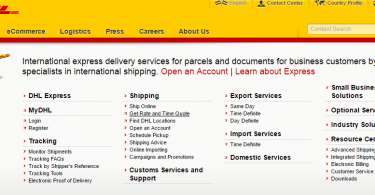 How to DHL a Package - 7.