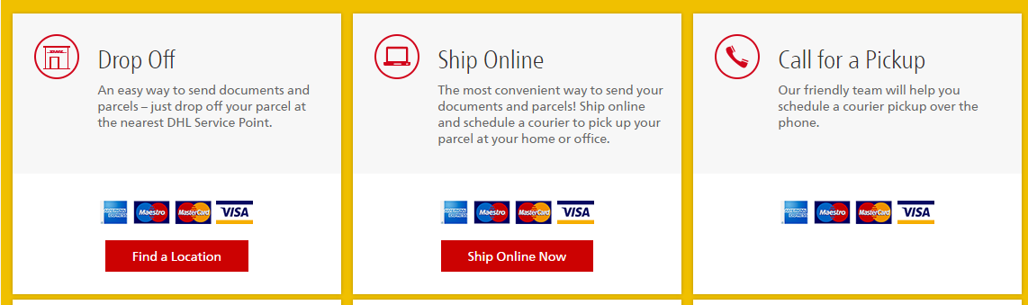Dhl Pickup Locations >> How To Dhl A Package Step By Step Guidelines