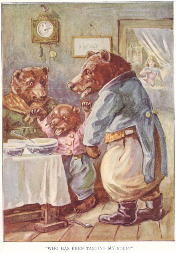 What is the Moral of Goldilocks and the Three Bears