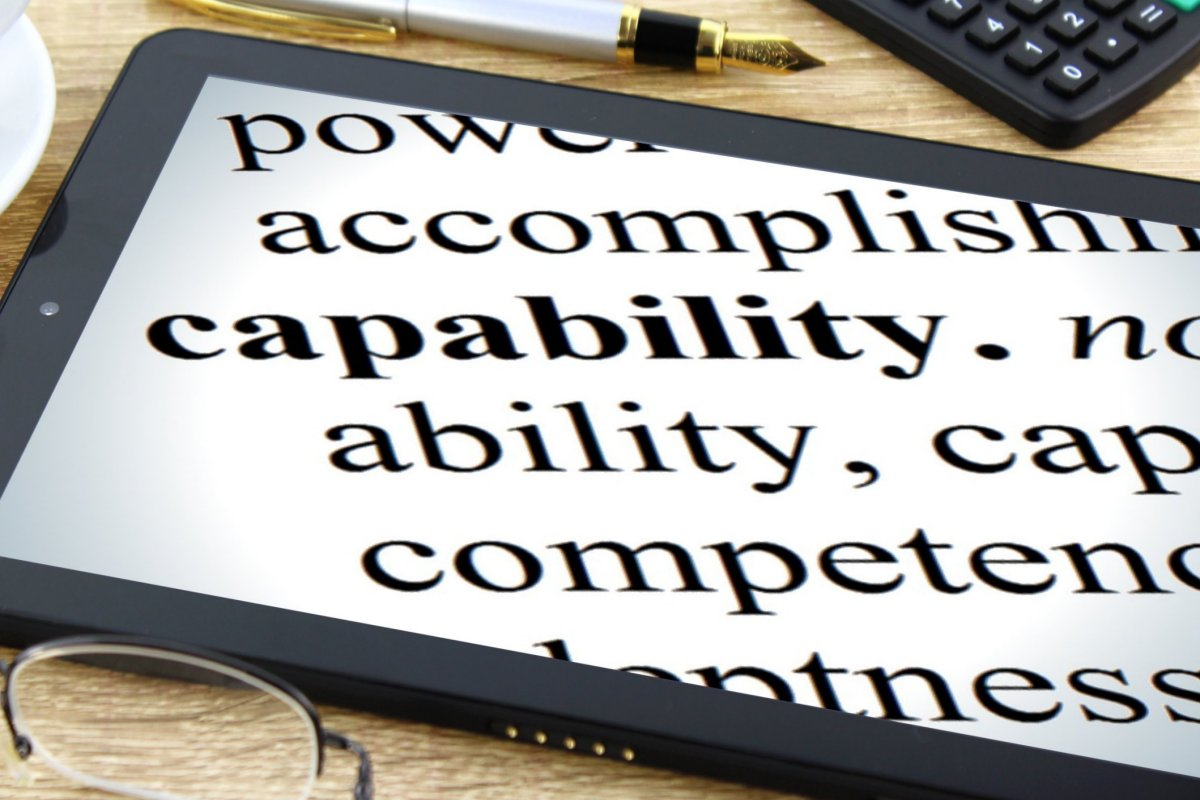 Difference Between Ability and Capability