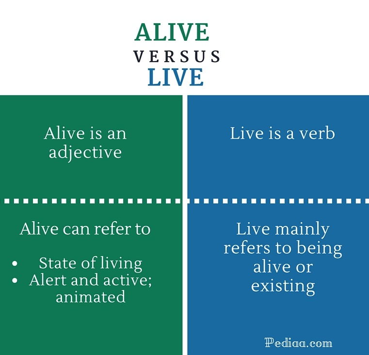 Live Vs Life