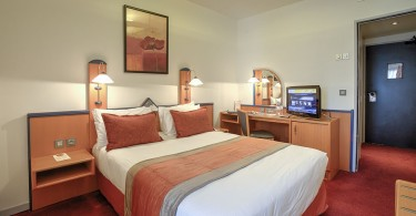 Difference Between Double and Twin Room
