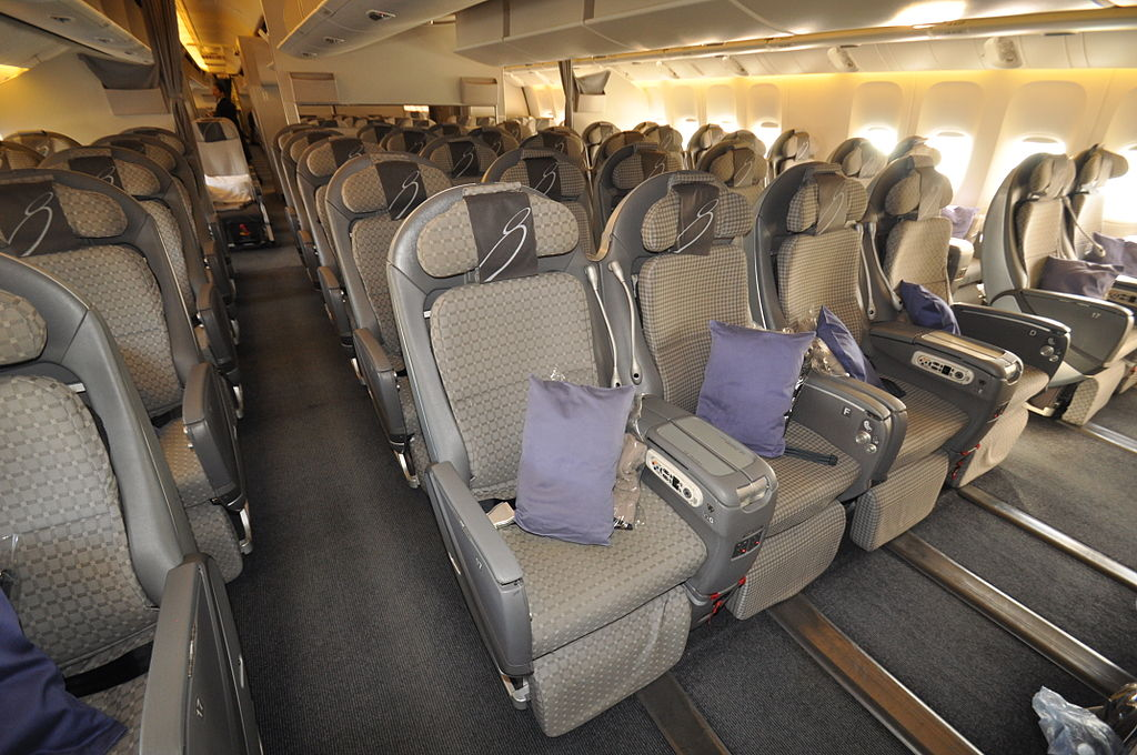 Main Difference - Economy vs Premium Economy