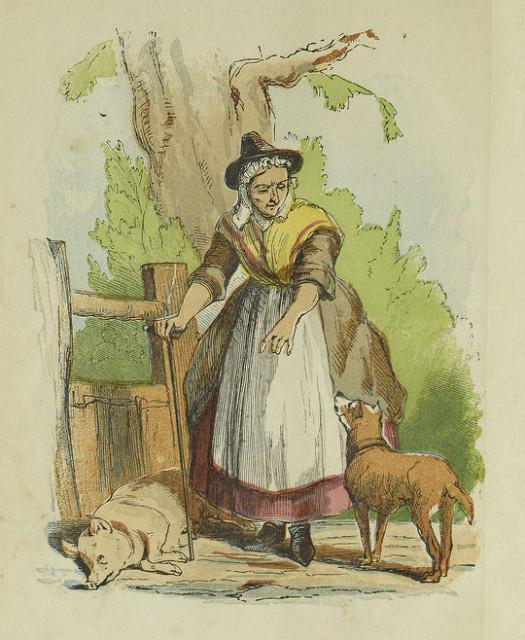 Main Difference -  Fairytale vs  Folktale