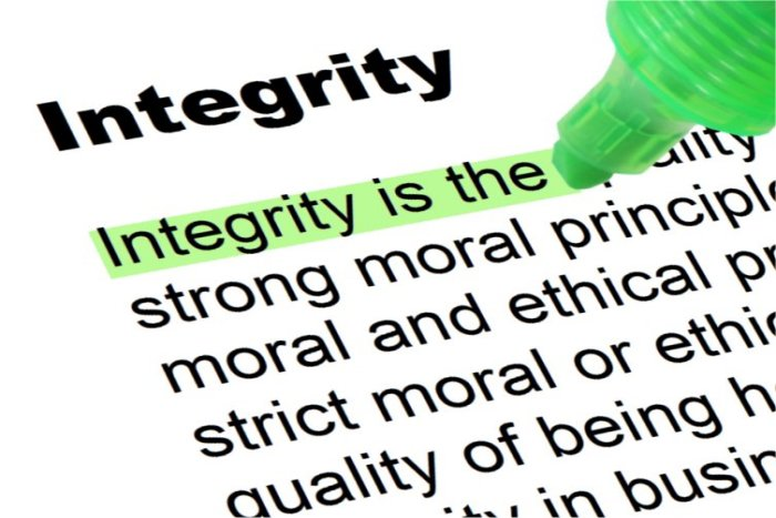 Main Difference - Honesty vs Integrity